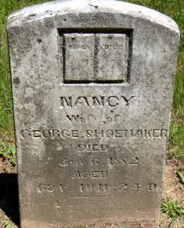 SHOEMAKER, NANCY - Dallas County, Iowa   NANCY SHOEMAKER