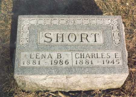 SHORT, CHARLES EDWARD - Dallas County, Iowa | CHARLES EDWARD SHORT