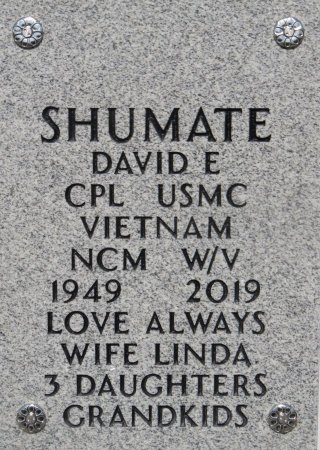 SHUMATE, DAVID E - Dallas County, Iowa | DAVID E SHUMATE