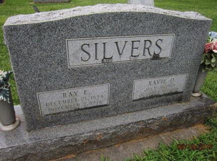 SILVERS, XAVIE O - Dallas County, Iowa | XAVIE O SILVERS