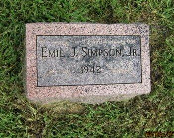 SIMPSON, EMIL J JR - Dallas County, Iowa | EMIL J JR SIMPSON