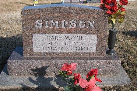SIMPSON, GARY WAYNE - Dallas County, Iowa | GARY WAYNE SIMPSON