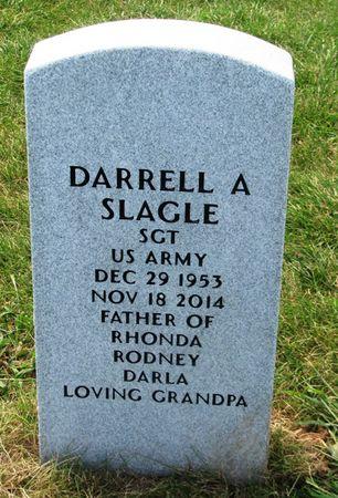 SLAGLE, DARRELL A - Dallas County, Iowa | DARRELL A SLAGLE