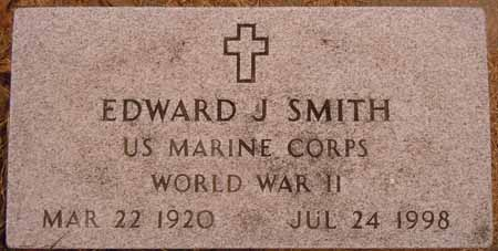 SMITH, EDWARD J. - Dallas County, Iowa | EDWARD J. SMITH