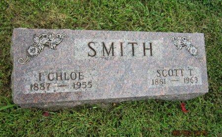 SMITH, I CHLOE - Dallas County, Iowa   I CHLOE SMITH