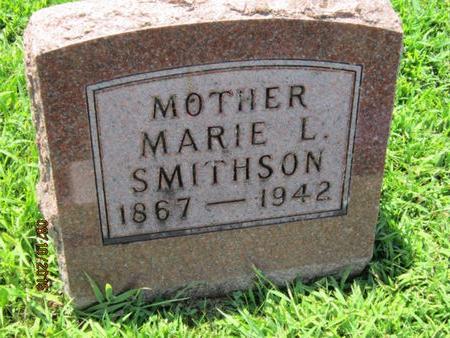 SMITHSON, MARIE L - Dallas County, Iowa | MARIE L SMITHSON