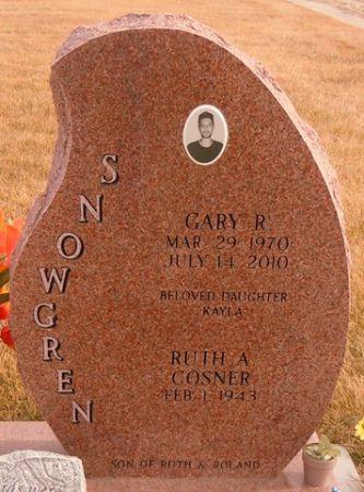 SNOWGREN, GARY R. - Dallas County, Iowa | GARY R. SNOWGREN