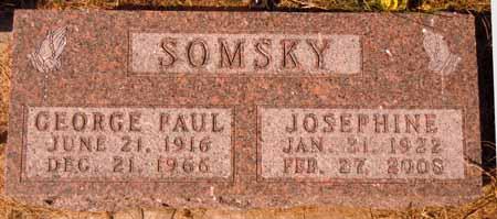 SOMSKY, GEORGE PAUL - Dallas County, Iowa | GEORGE PAUL SOMSKY