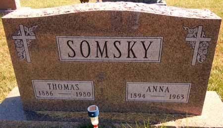 SOMSKY, THOMAS - Dallas County, Iowa   THOMAS SOMSKY