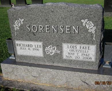 SORENSEN, LOIS FAYE - Dallas County, Iowa | LOIS FAYE SORENSEN