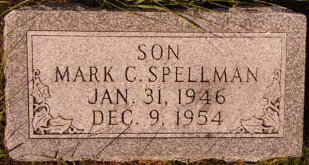 SPELLMAN, MARK C. - Dallas County, Iowa | MARK C. SPELLMAN