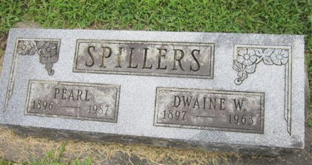 SPILLERS, DWAINE W - Dallas County, Iowa | DWAINE W SPILLERS
