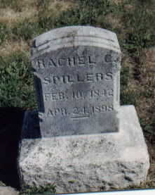SPILLERS, RACHEL - Dallas County, Iowa | RACHEL SPILLERS