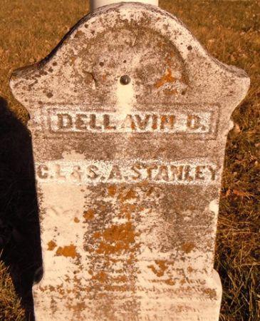 STANLEY, DELLAVIN D. - Dallas County, Iowa   DELLAVIN D. STANLEY