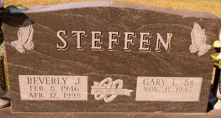 STEFFEN, BEVERLY J. - Dallas County, Iowa | BEVERLY J. STEFFEN