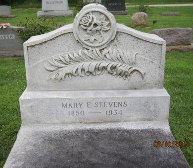 STEVENS, MARY E - Dallas County, Iowa | MARY E STEVENS
