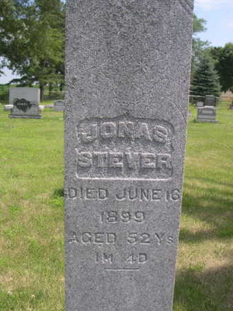 STEVER, JONAS - Dallas County, Iowa | JONAS STEVER