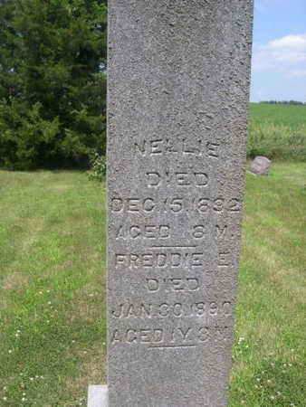 STEVER, FREDDIE E. - Dallas County, Iowa | FREDDIE E. STEVER