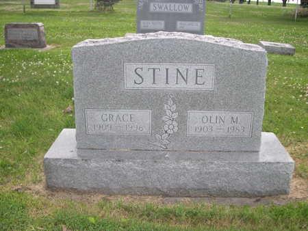 STINE, GRACE - Dallas County, Iowa | GRACE STINE
