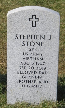 STONE, STEPHEN J - Dallas County, Iowa | STEPHEN J STONE