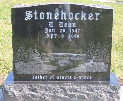 STONEHOCKER, L LEON - Dallas County, Iowa | L LEON STONEHOCKER