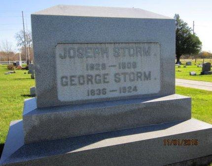 STORM, GEORGE - Dallas County, Iowa | GEORGE STORM
