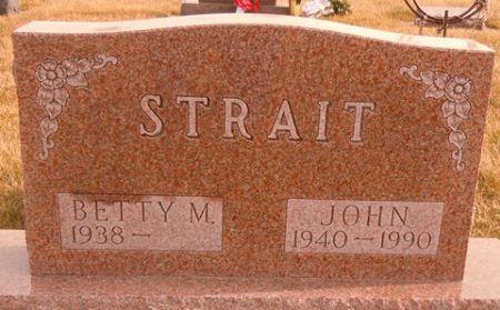 STRAIT, JOHN - Dallas County, Iowa   JOHN STRAIT