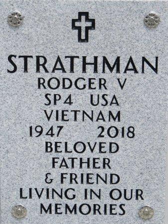 STRATHMAN, RODGER V - Dallas County, Iowa | RODGER V STRATHMAN