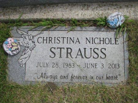 STRAUSS, CHRISTINA NICHOLE - Dallas County, Iowa | CHRISTINA NICHOLE STRAUSS