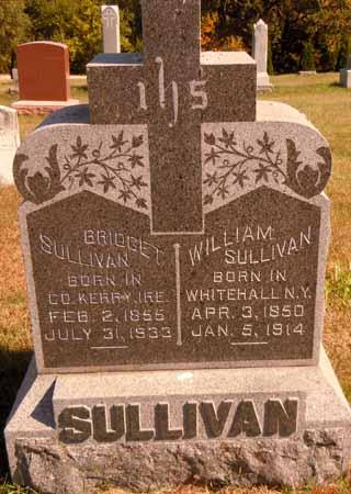 SULLIVAN, BRIDGET - Dallas County, Iowa | BRIDGET SULLIVAN