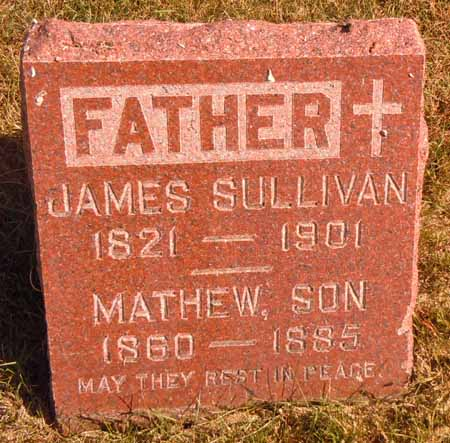 SULLIVAN, JAMES - Dallas County, Iowa | JAMES SULLIVAN