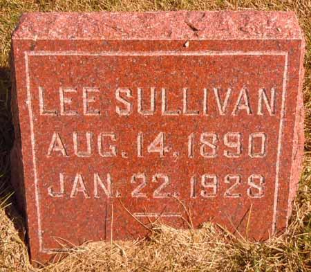 SULLIVAN, LEE - Dallas County, Iowa | LEE SULLIVAN