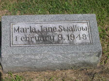 SWALLOW, MARLA JANE - Dallas County, Iowa | MARLA JANE SWALLOW