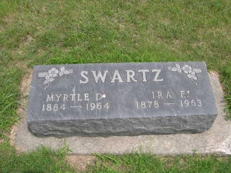 SWARTZ, IRA E. - Dallas County, Iowa | IRA E. SWARTZ