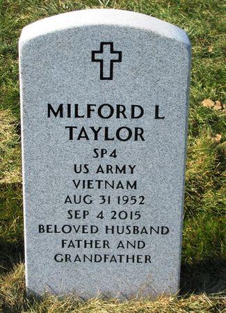 TAYLOR, MILFORD L - Dallas County, Iowa | MILFORD L TAYLOR