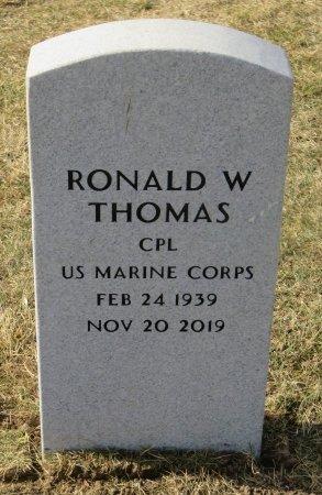 THOMAS, RONALD W - Dallas County, Iowa | RONALD W THOMAS