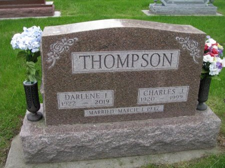 THOMPSON, CHARLES J. - Dallas County, Iowa | CHARLES J. THOMPSON