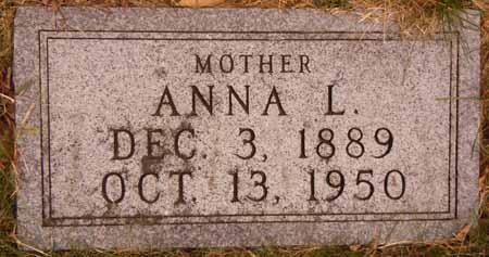 TIERNAN, ANNA L. - Dallas County, Iowa | ANNA L. TIERNAN