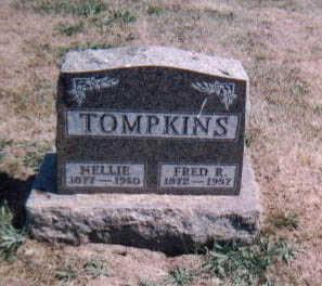 TOMPKINS, NELLIE - Dallas County, Iowa | NELLIE TOMPKINS