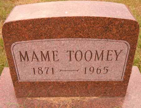 TOOMEY, MAME - Dallas County, Iowa | MAME TOOMEY