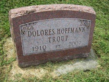 TROUP, DOLORES - Dallas County, Iowa   DOLORES TROUP