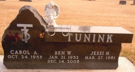 TUNINK, BEN W. - Dallas County, Iowa | BEN W. TUNINK