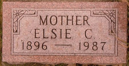 UNTIED, ELSIE C. - Dallas County, Iowa | ELSIE C. UNTIED