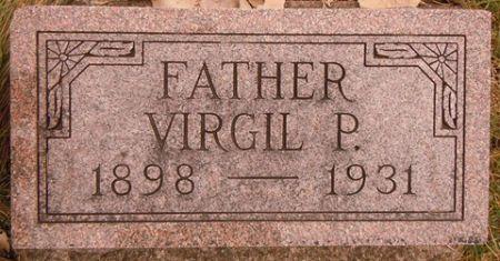 UNTIED, VIRGIL P. - Dallas County, Iowa | VIRGIL P. UNTIED