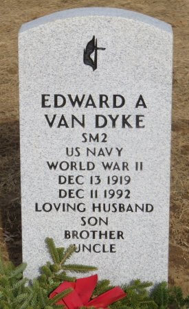 VAN DYKE, EDWARD A - Dallas County, Iowa | EDWARD A VAN DYKE