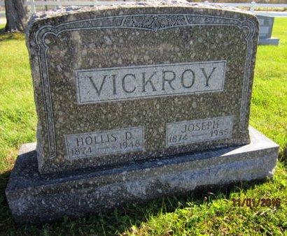 VICKROY, HOLLIS D - Dallas County, Iowa | HOLLIS D VICKROY