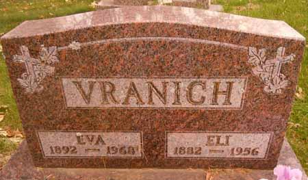 VRANICH, EVA - Dallas County, Iowa | EVA VRANICH