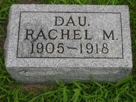 WAGONER, RACHEL M. - Dallas County, Iowa | RACHEL M. WAGONER