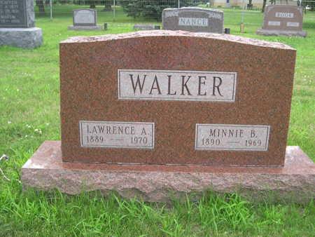 WALKER, LAWRENCE A. - Dallas County, Iowa | LAWRENCE A. WALKER