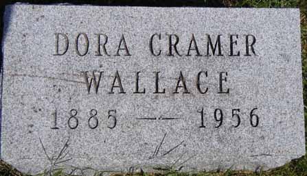 WALLACE, DORA - Dallas County, Iowa | DORA WALLACE